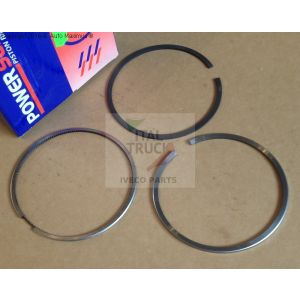 Pierścienie tłokowe STD (nominalne) - kpl na tłok