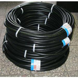 Wąż benzyna-olej czarny wzmocniony 1,0MPA