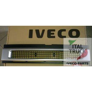 Atrapa grill srebrny Iveco Daily 1999 - 2006