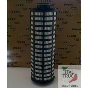 Wkład filtra oleju Iveco Cursor Stralis nowy typ